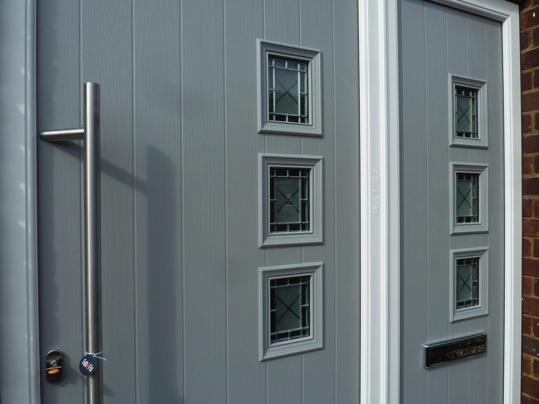 Composite Doors Silika